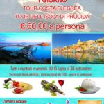 Tour in barca del golfo di Napoli