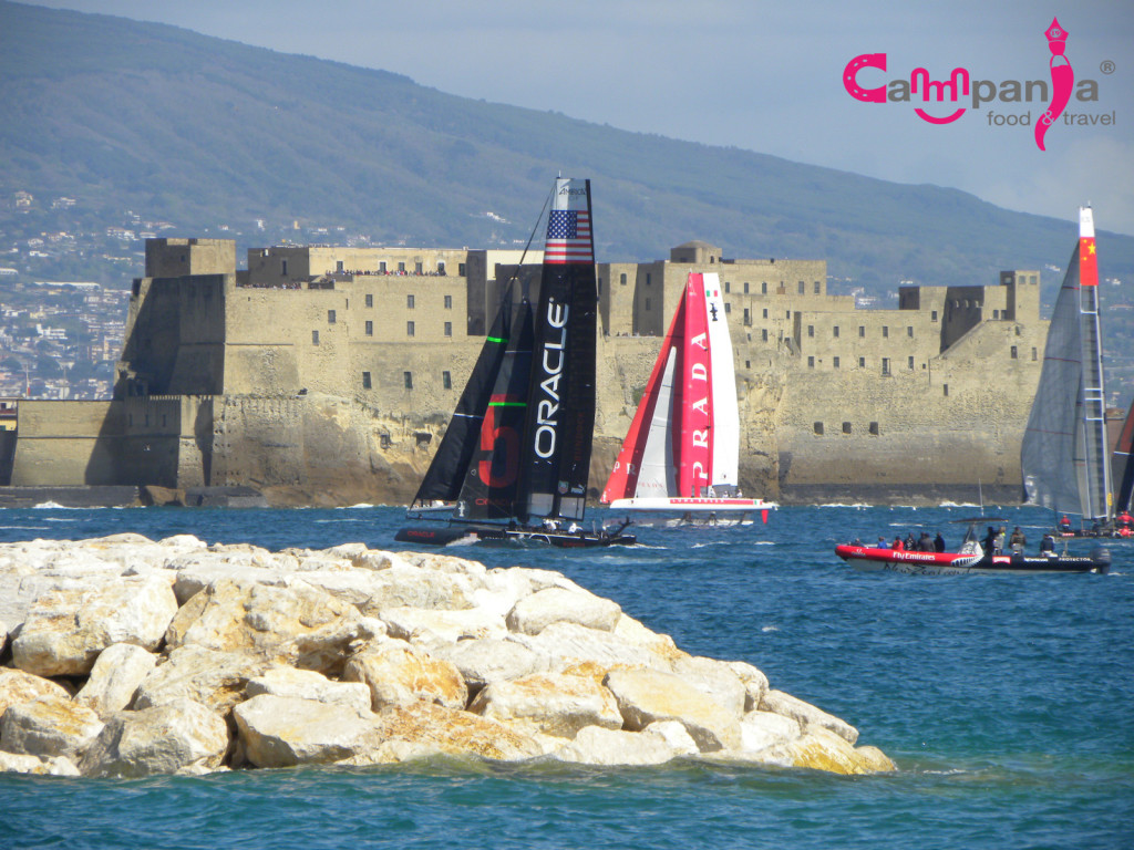 American's Cup_castel-dell-ovo_campaniafoodetravel