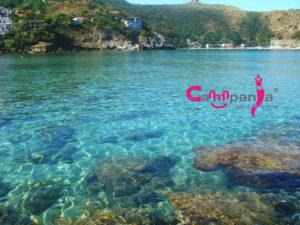 Mare di Palinuro in Campania