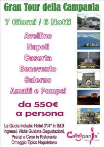 Grand Tour della Campania_campaniafoodetravel