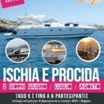 Tour in barca di due giorni Ischia e Procida