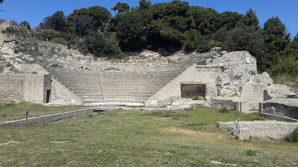 Resti del Teatro Ninfeo