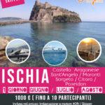 Tour in barca Ischia 1 giorno