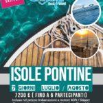 Settimana nelle isole Pontine