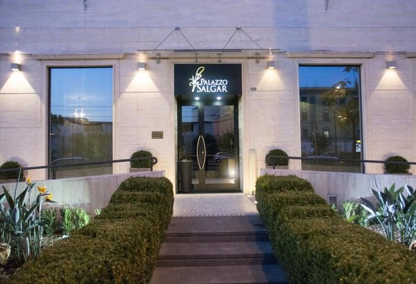 hotel-palazzo-salgar-napoli campaniafoodetravel