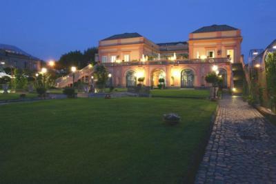 Hotel Villa Signorini ercolano campania food e travel (1)