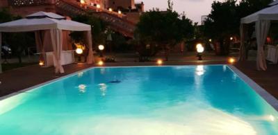 Hotel Villa Signorini ercolano campania food e travel (4)