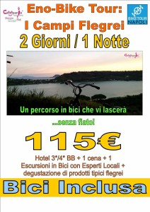 bike-tour-pozzuoli campania+food+e+travel