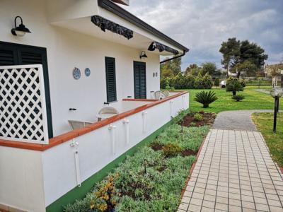Esterni BeB Villa Maredona
