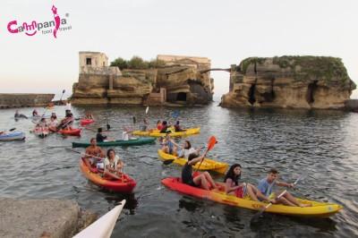 gaiola-kayak campaniafoodetravel