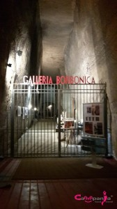 galleria-borbonica napoli-campaniafoodetravel