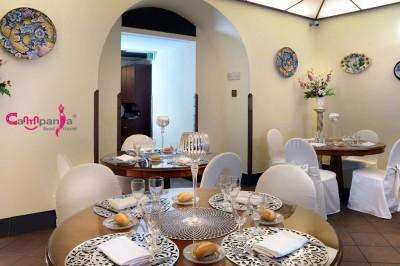 grand-hotel-europa-napoli-restaurant campaniafoodetravel