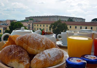 hotel-dei-cavalieri-colazione campaniafoodetravel