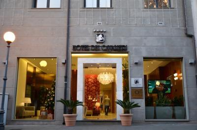 hotel-dei-cavalieri-ingresso campaniafoodetravel