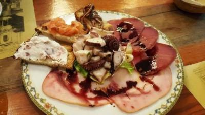Degustazione la Taverna a Santa Chiara