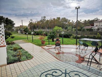 Parte esterna BeB Villa Maredona