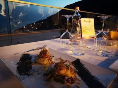ristorante melchiò campania food e travel