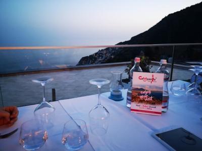 Tavolo con veduta al Ristorante Melchiò